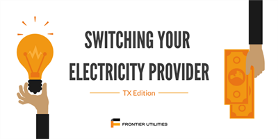 Back to Basics: Switching Texas Electricity Providers